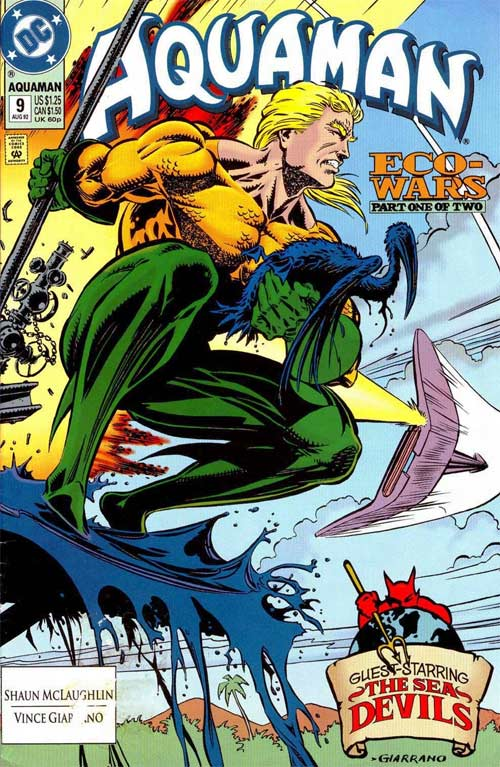 Aquaman Vol 4 9