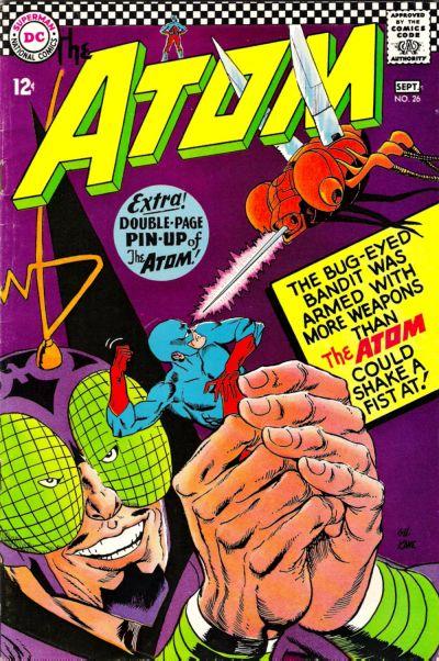 The Atom Vol 1 26