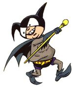 Bat-Mite Earth 3898