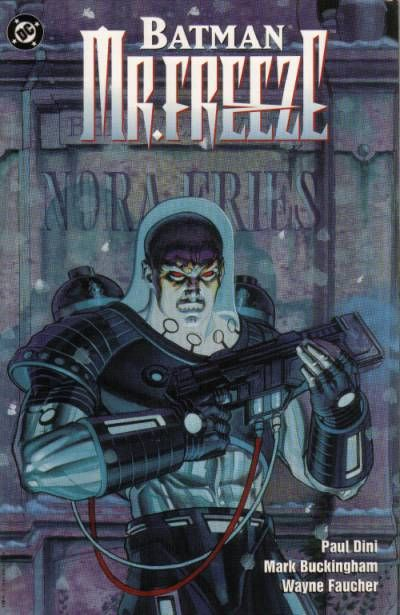 Batman: Mr. Freeze