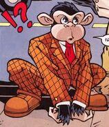 Bobo T. Chimpanzee Earth-508 0002