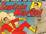 Captain Marvel Adventures Vol 1 142
