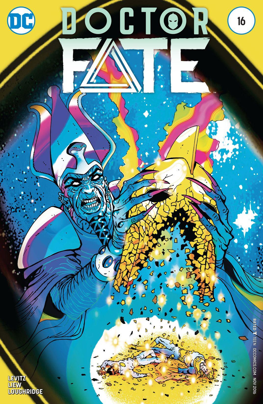 Doctor Fate Vol 4 16