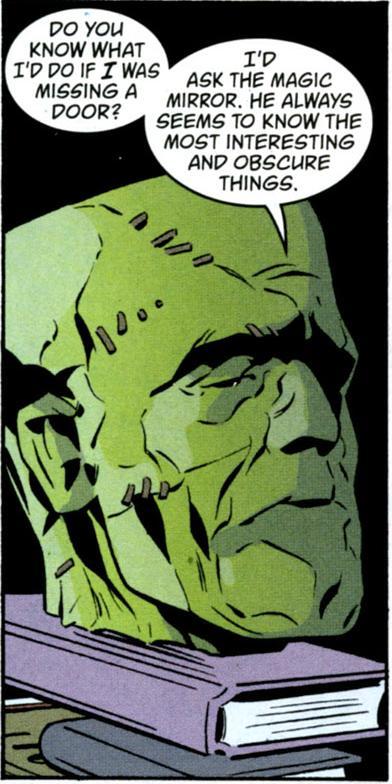 Frankenstein's Monster (Fables)
