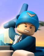 George Harkness Lego DC Heroes 0001