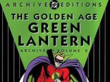 The Golden Age Green Lantern Archives Vol. 2 (Collected)