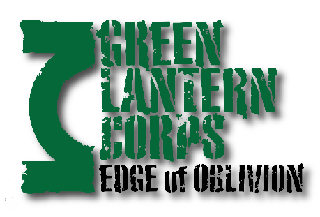 Green Lantern Corps: Edge of Oblivion Vol 1
