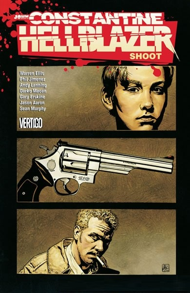 Hellblazer: Shoot (Collected)