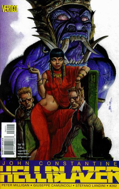 Hellblazer Vol 1 262
