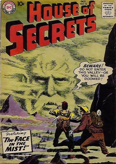 House of Secrets Vol 1 13