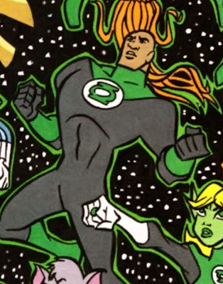 John Stewart (The Brave and the Bold)