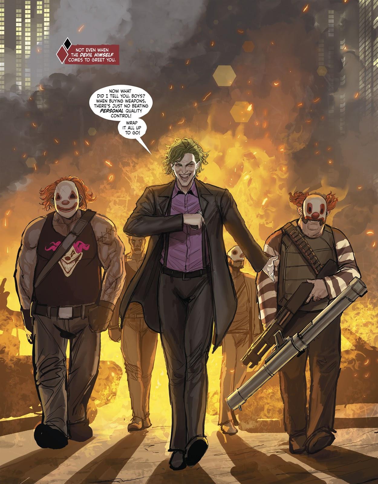 Joker (Harleen)