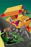 Justice League Adventures Vol 1 28 Textless