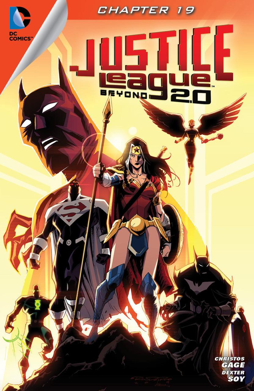 Justice League Beyond 2.0 Vol 1 19 (Digital)