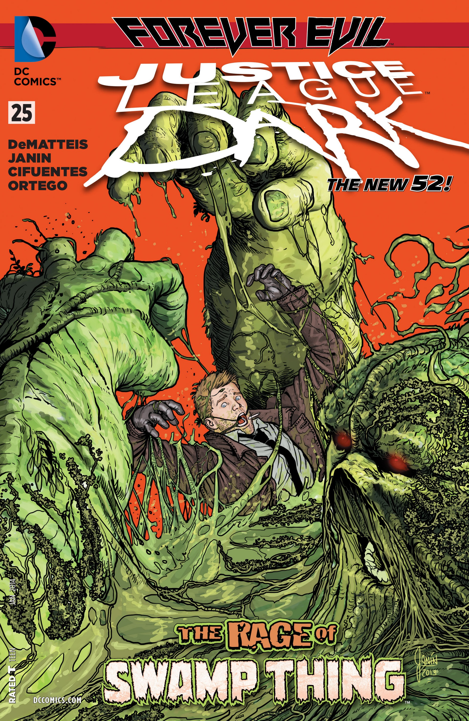 Justice League Dark Vol 1 25