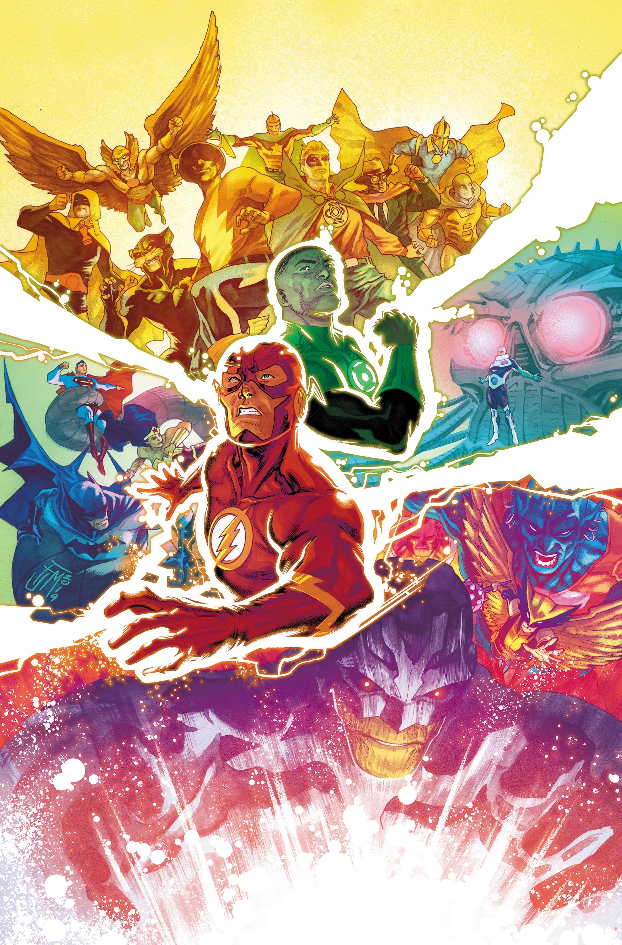 Justice League Vol 4 31 Textless.jpg