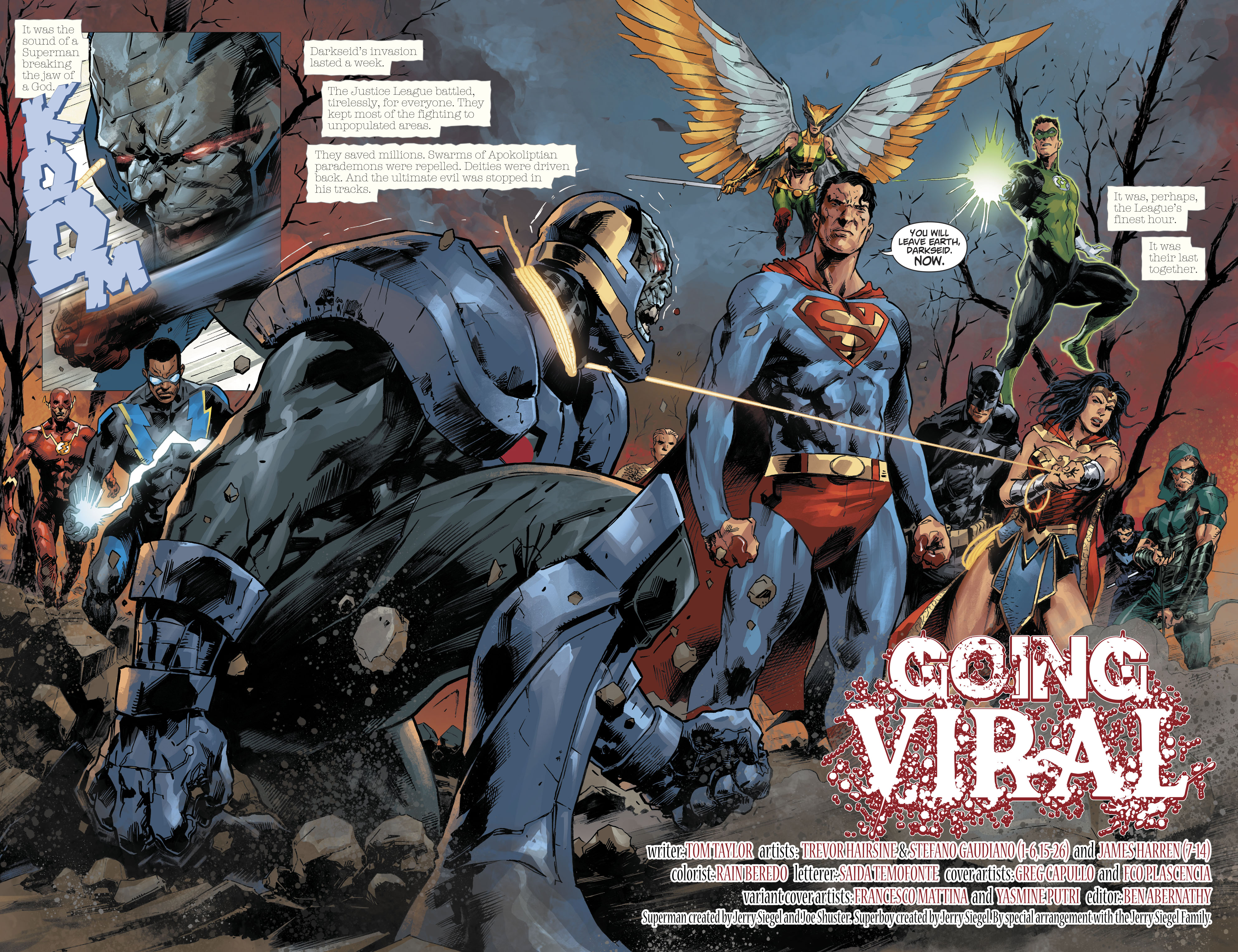 Justice League (DCeased)