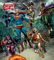 Justice Society of America Dark Multiverse Crisis on Infinite Earths 0001