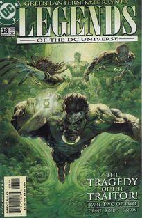 Legends of the DC Universe Vol 1 38