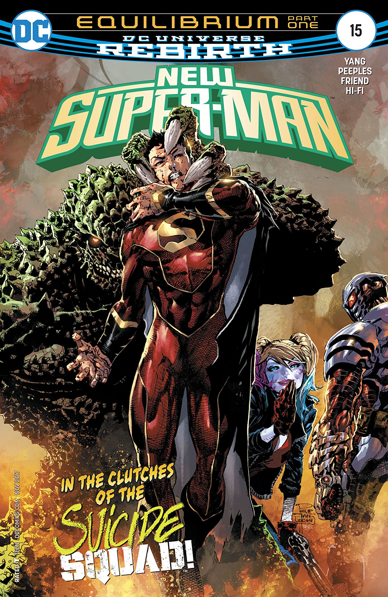 New Super-Man Vol 1 15
