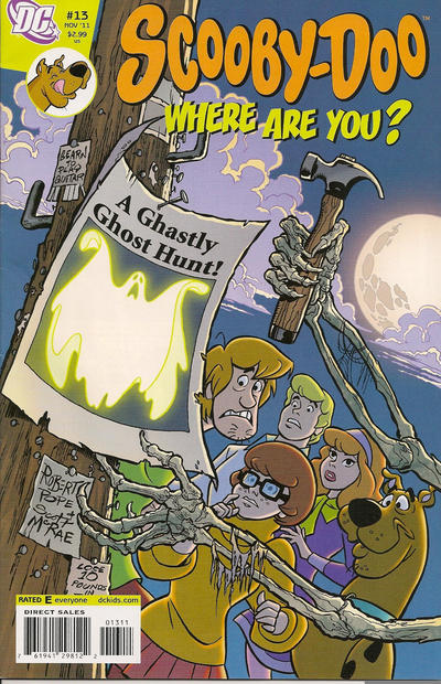 Scooby-Doo, Where Are You? Vol 1 13