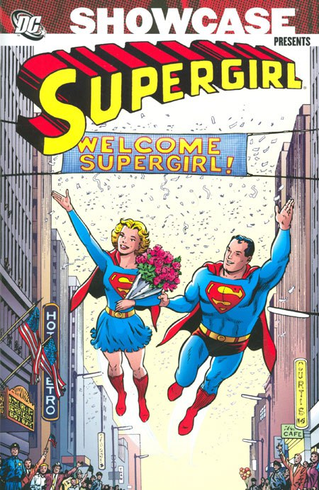 Showcase Presents: Supergirl Vol. 2 (Collected)
