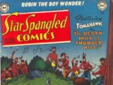 Star-Spangled Comics Vol 1 111