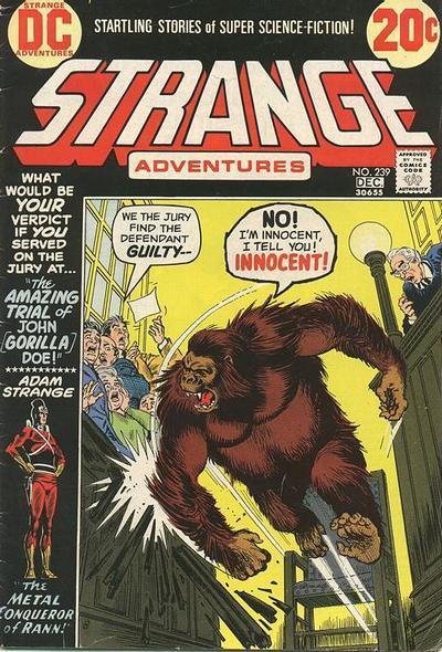 Strange Adventures Vol 1 239