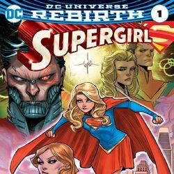 Supergirl Vol 7 1