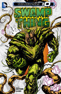 Swamp Thing Vol 5 0