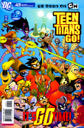 Teen Titans Go! Vol 1 43