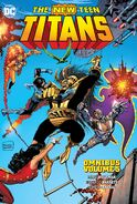 The New Teen Titans Omnibus Volume Five Collected