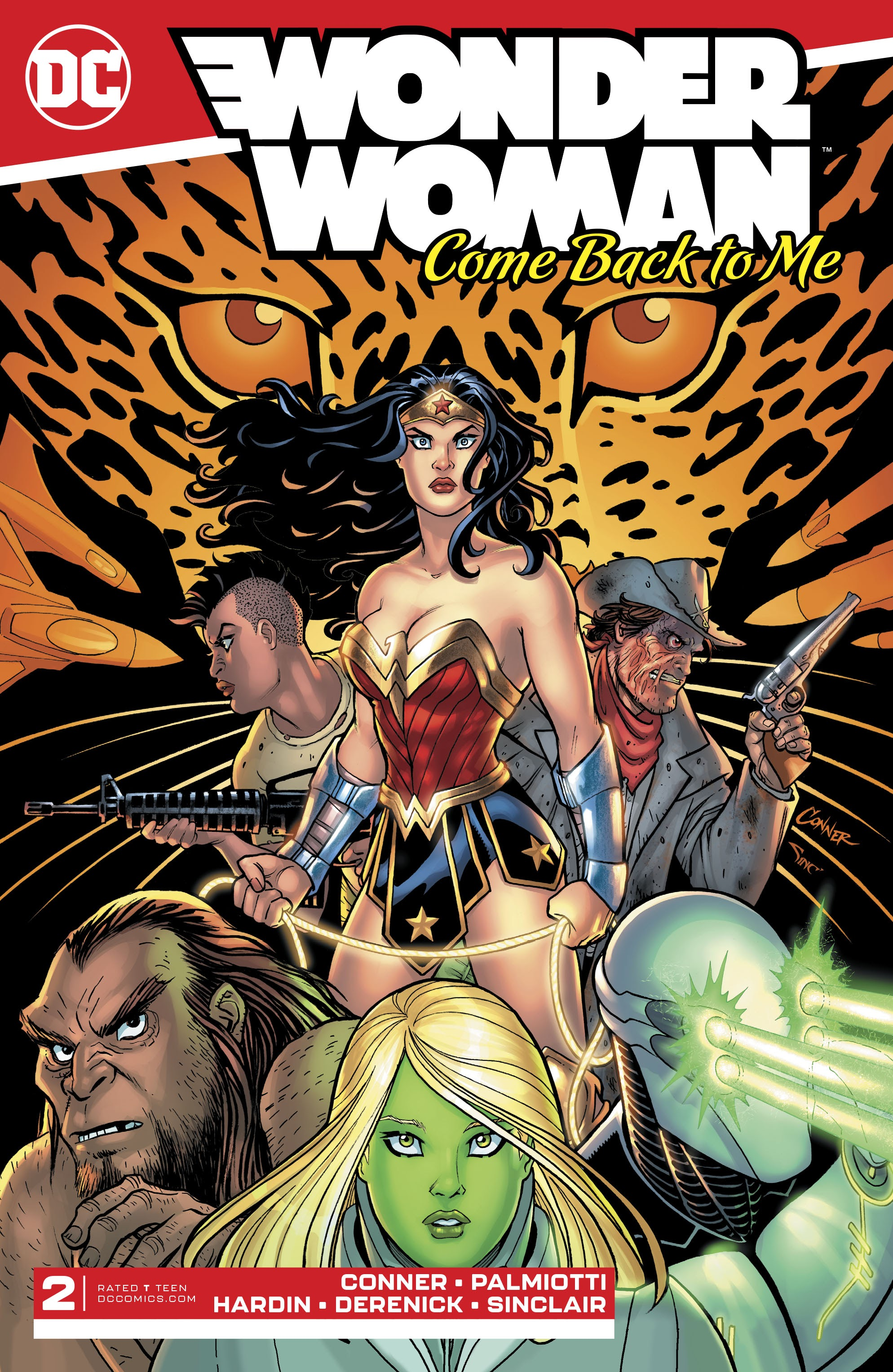 Wonder Woman: Come Back to Me Vol 1 2