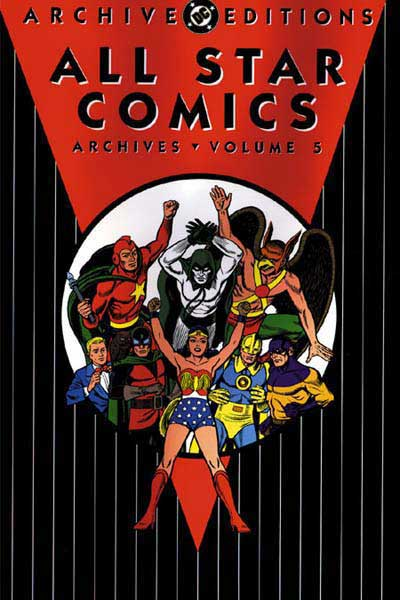 All-Star Comics Archives Vol. 5 (Collected)