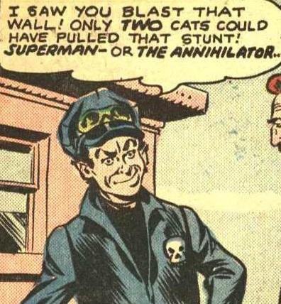 Annihilator Jr. (Earth-One)