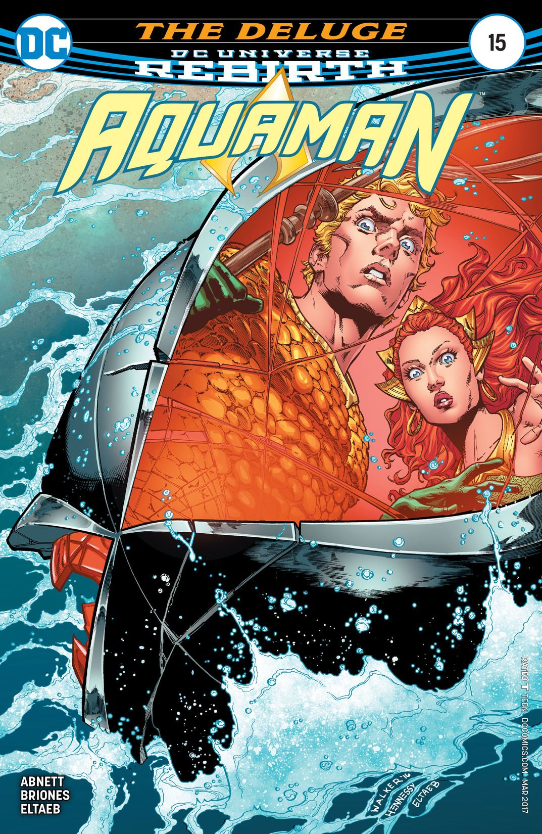 Aquaman Vol 8 15