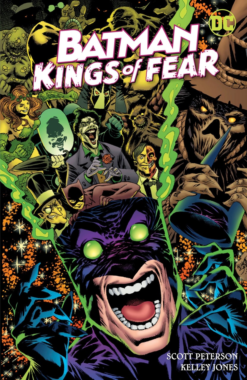 Batman: Kings of Fear (Collected)