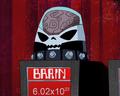 Brain New Teen Titans Shorts 001