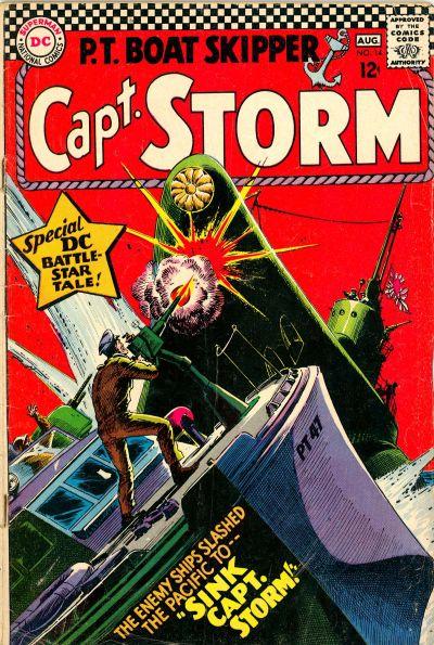 Capt. Storm Vol 1 14
