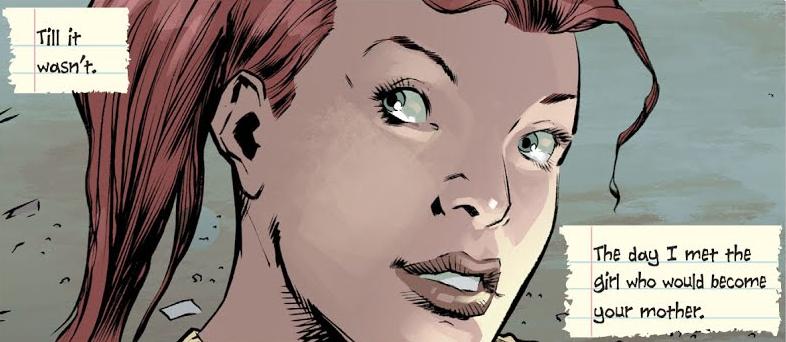 Catherine Todd (Prime Earth)