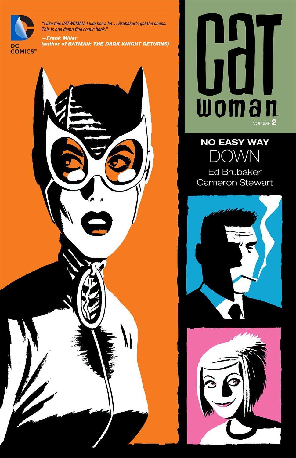 Catwoman: No Easy Way Down (Collected)