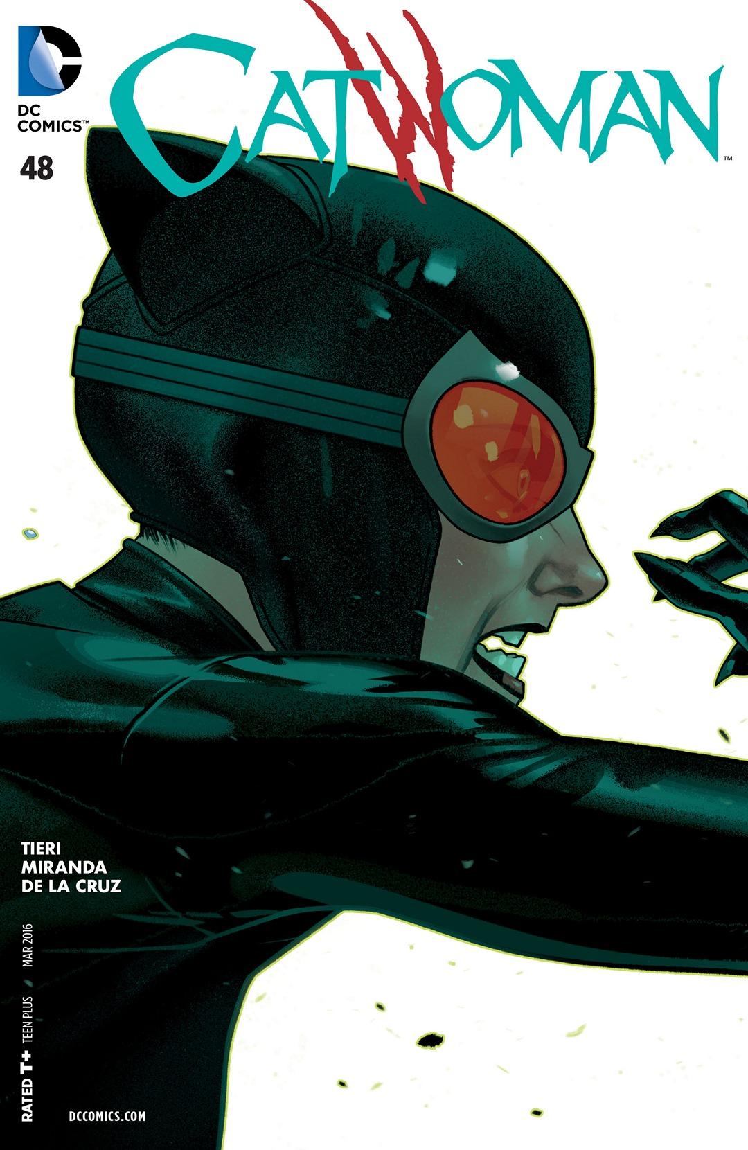 Catwoman Vol 4 48