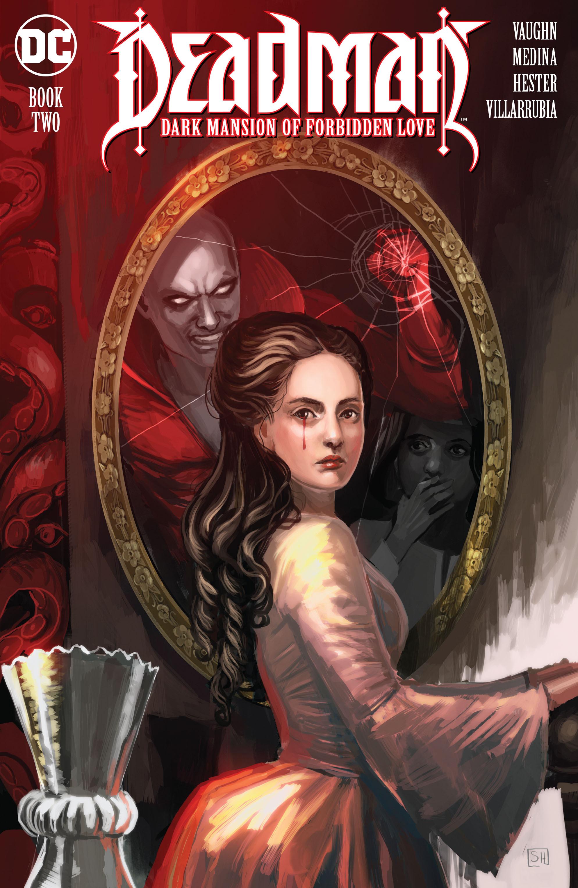 Deadman: Dark Mansion of Forbidden Love Vol 1 2