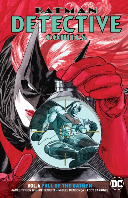 Detective Comics: Fall of the Batmen (Collected)