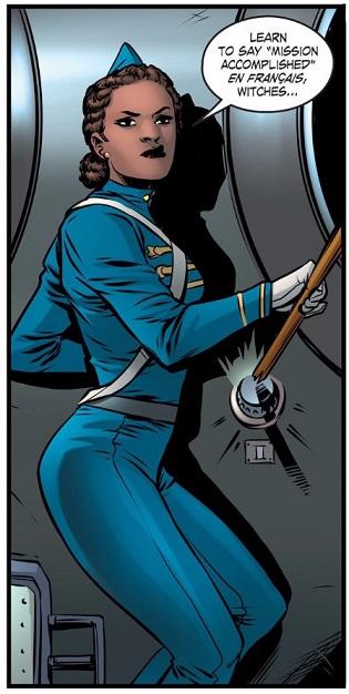 Francine Charles (DC Bombshells)