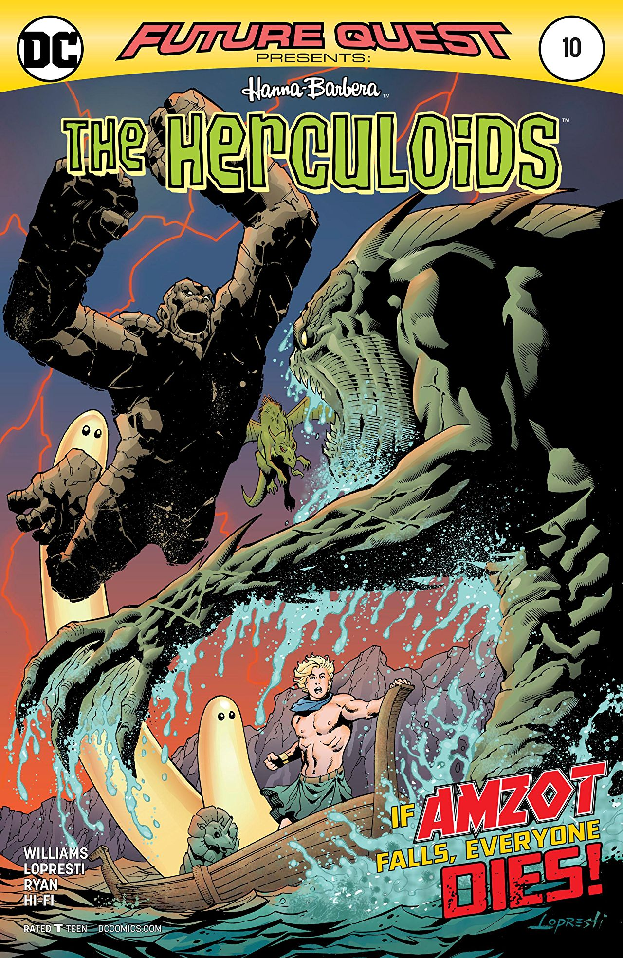 Future Quest Presents Vol 1 10