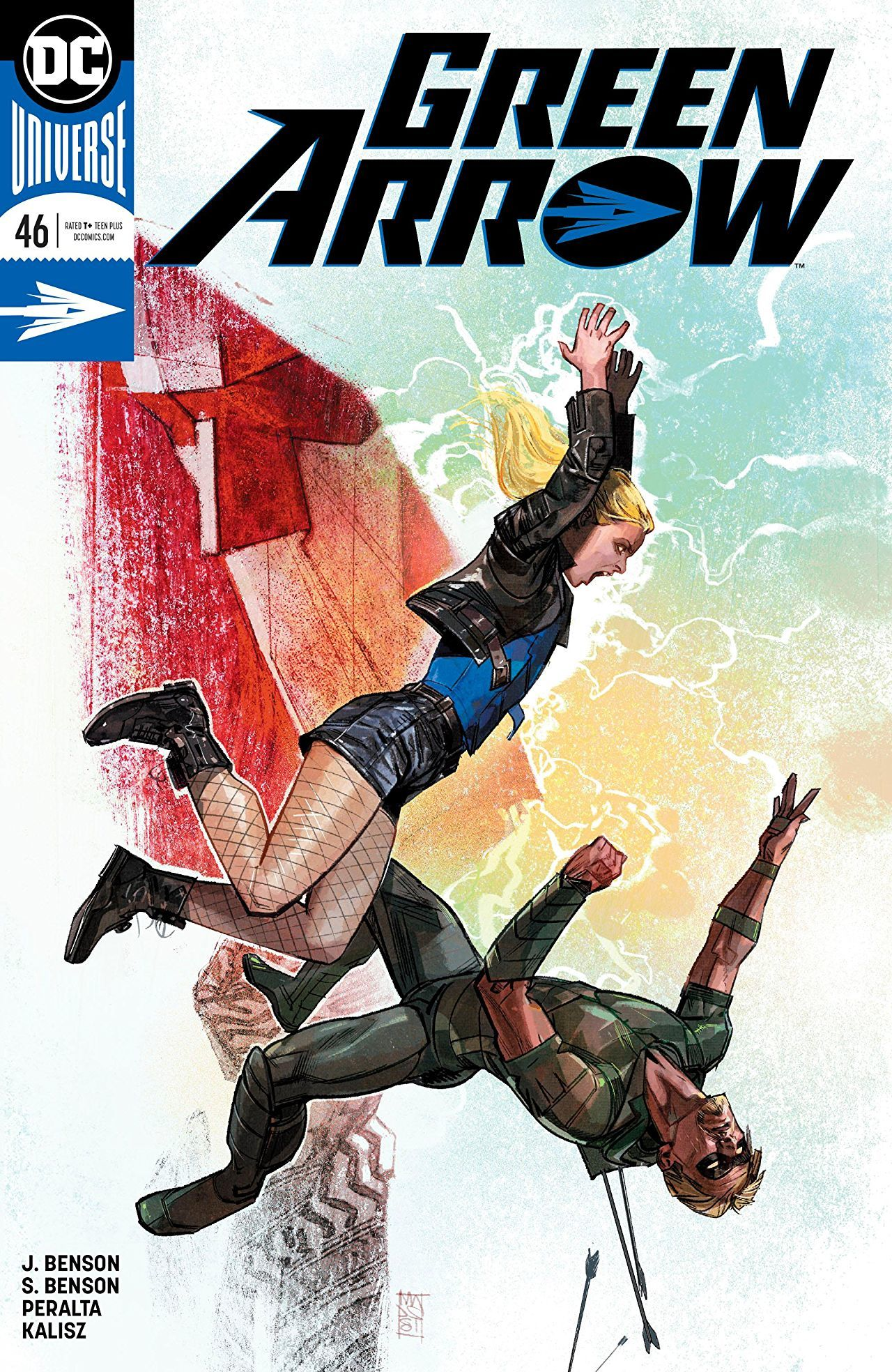 Green Arrow Vol 6 46