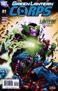 Green Lantern Corps v.2 21