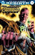 Hal Jordan and the Green Lantern Corps Vol 1 4