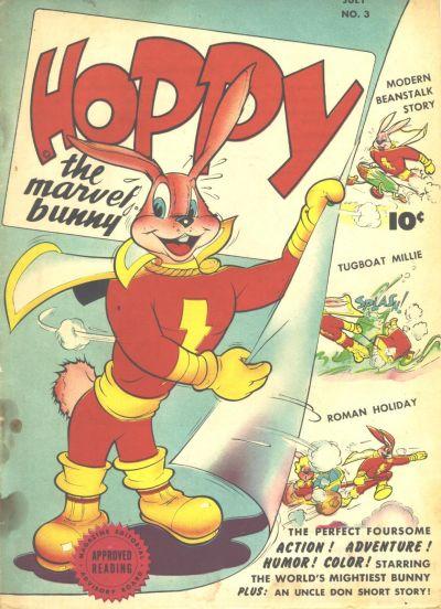Hoppy the Marvel Bunny Vol 1 3